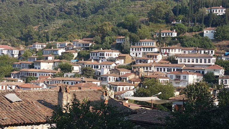 Bir Yudum Köy: Şirince