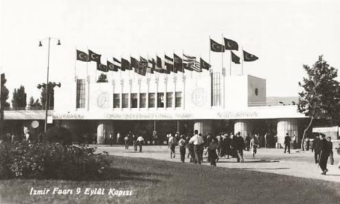 İzmir'de Fuar Zamanı