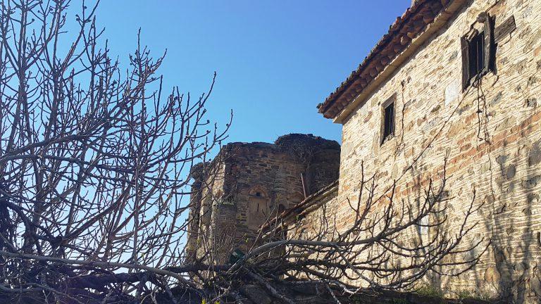 Akarsu Kenti Arpassa'da Bir Beyler Konağı