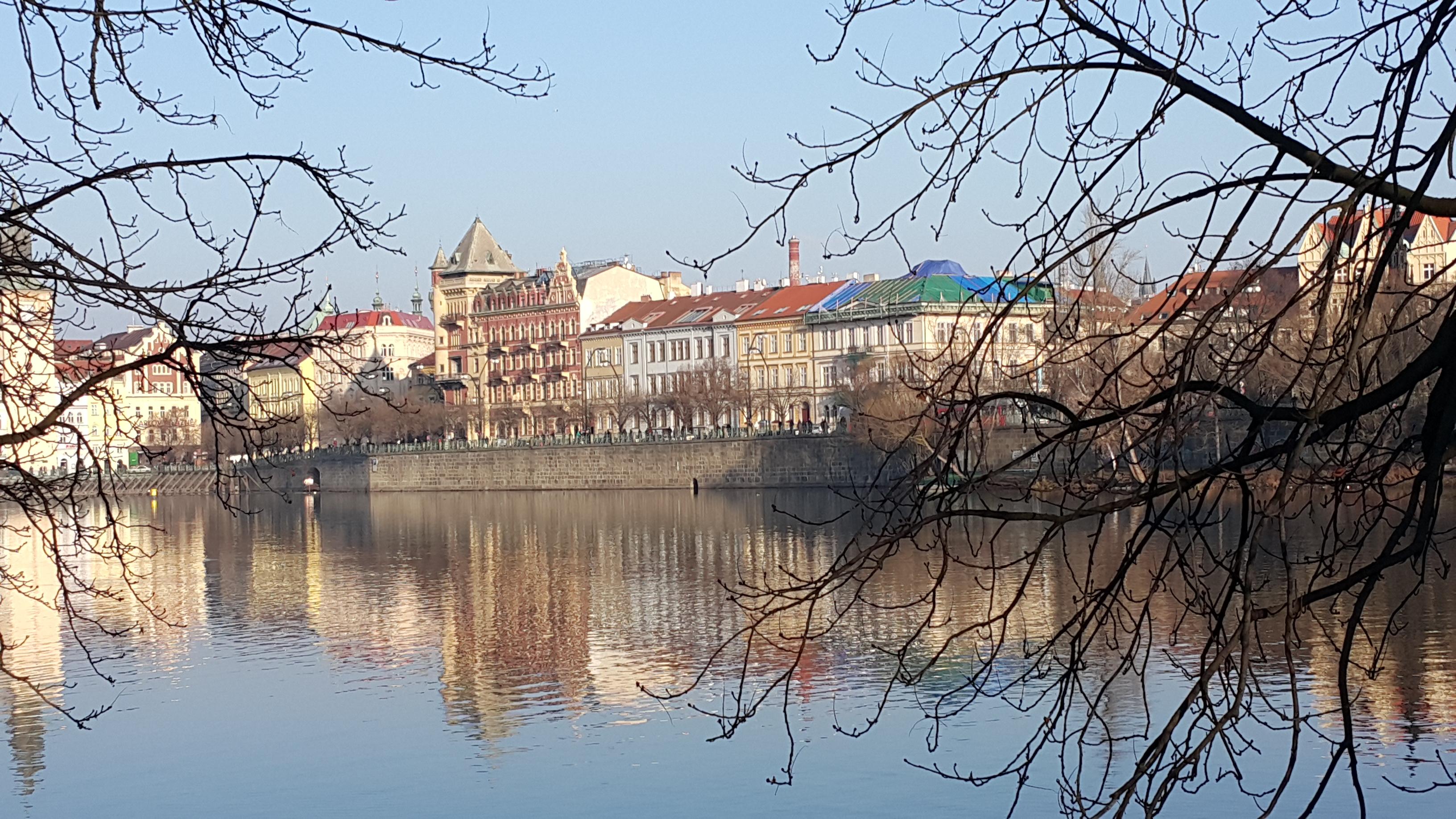Bir Prenses Şehir – Prag