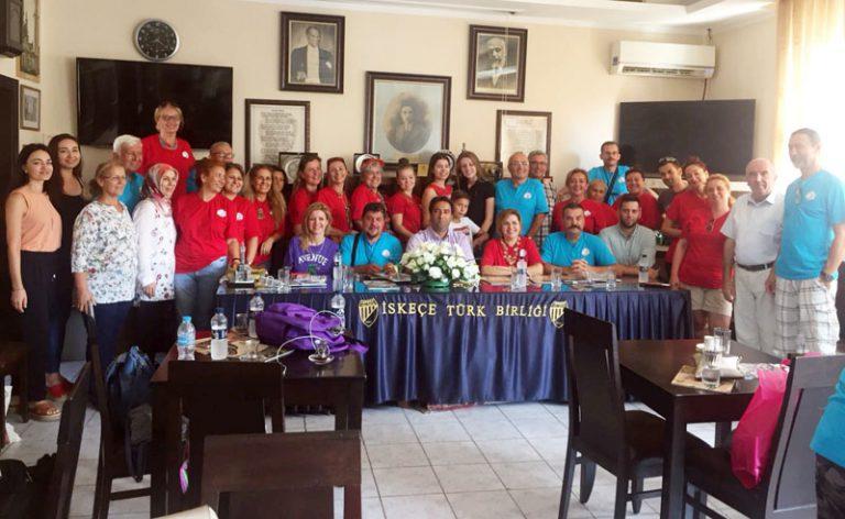 İzmir'den Kavala'ya Bir Dostluk Hikayesi