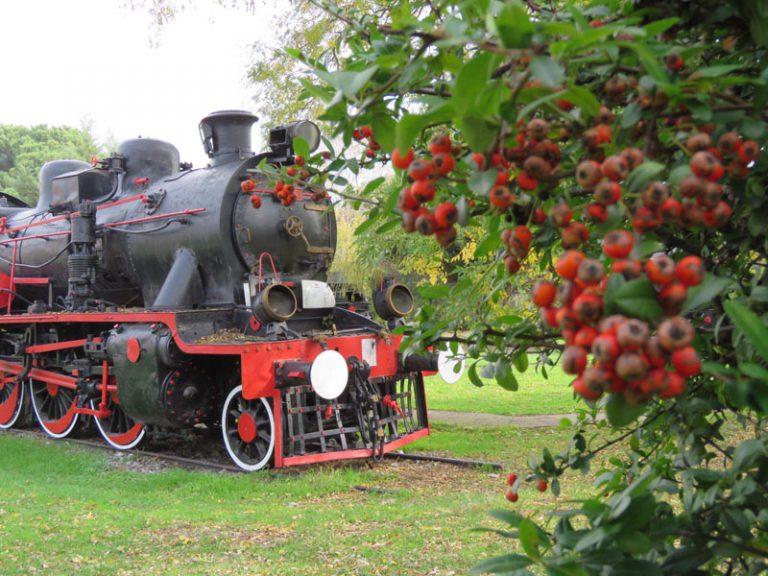 Bir Demiryolu Hikayesi