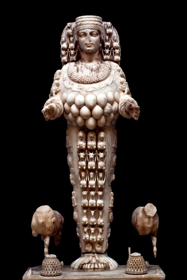 Read more about the article Adı Tarih Boyunca Artemis ile Anılmış – Efes